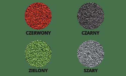 kolory płyt SBR